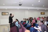 BILAL DOĞAN - SGK İl Müdürlüğü ERÜ Öğrencileri İçin Seminer Düzenledi