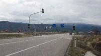 ALI ERDOĞAN - Sinop Kavşağına Trafik Sinyalizasyon Sistemi