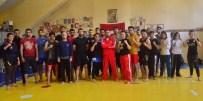 HÜSEYIN DÜNDAR - Adana'da Wushu Antrenör Hakem Ve Duan Kursu Sona Erdi