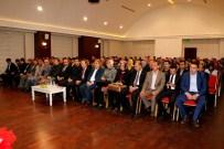 GENÇ BEYİNLER - Çankırı'da 'Medeniyet Fikri Ve Eğitim Tasavvuru' Konulu Konferans