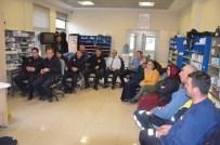 MEHMET BAYRAM - Emniyet PTT Çalışanlarını Dolandırıcılık Konusunda Uyardı