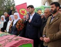 TERÖRİST CENAZESİ - HDP Milletvekilleri Aslan ve Konca hakkında soruşturma