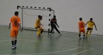 SALON FUTBOLU - İnönü Üniversitesi, Salon Futbolunda Finale Yükseldi