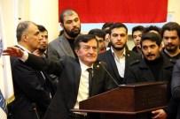 OSMAN PAMUKOĞLU - Osman Pamukoğlu: Anti Terör Bakanlığı kurulmalı