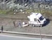 BRANŞ ÖĞRETMENİ - Hasta almaya giden ambulans faciaya neden oldu