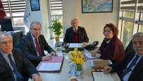 NILGÜN MARMARA - Başkan Albayrak Teski Yönetim Kurulu Toplantısına Katıldı