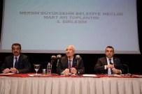 DURBAN - Büyükşehir Meclisi, Başkan Kocamaz Başkanlığında Toplandı