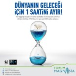 AYASOFYA MÜZESI - Forum Magnesia Işıkları 1 Saatliğine Azaltacak