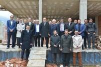 KAZAN DAİRESİ - İnegöl'de Yeni Huzurevi Ve Aşevi Yükseliyor