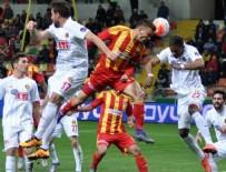 SEZGİN COŞKUN - Kayserispor 0-0 Eskişehirspor