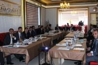 AHMET CAN PINAR - Milli Eğitim Müdürleri Toplantısı Yıldızeli'nde Gerçekleştirildi