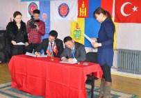 VEYSEL ÇIFTÇI - Moğolistan'da Sanat Ve Teknoloji Sınıfına Donanım Desteği