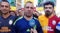 KADIN TARAFTAR - (Özel) Fenerbahçe - Braga Maçı Hakemini Protesto Yürüyüşü