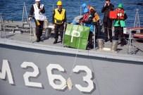 Şehit Aileleri Ve Gaziler 18 Mart'ı Denizde Kutladı