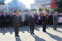 NE MUTLU TÜRKÜM DİYENE - Zonguldak'ta Çanakkale Şehitleri Anıldı