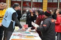 ALPERENLER - Alperenler, Çanakkale Şehitleri Ve Yazıcıoğlu'nu Andı