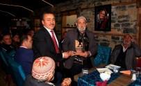 Başkan Tutal, Şehit Aileleri Ve Gaziler İle Buluştu