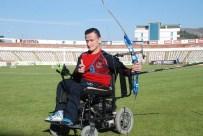 DAVUT KAYA - Bedensel Engelli Okçunun Hedefi Dünya Şampiyonluğu