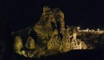 SIDNEY - Dünyanın En Büyük Peribacası 1 Saat Karanlığa Gömüldü