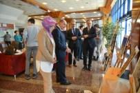 ERSIN EMIROĞLU - Ham Maddelerden Oluşan Sıra Dışı Sergi Sdkm'de Açıldı
