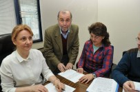 BURAK YILDIRIM - İzmit Belediyesi'nde Kiralama İhalesi Yapıldı