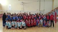 MUSTAFA KARADENİZ - Karaman'da Voleybol Müsabakaları Sona Erdi