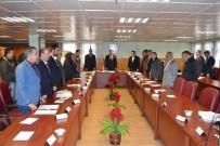 FEYAT ASYA - Muş Belediye Meclisi Toplantısı Yapıldı