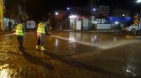 ÖZALP BELEDİYESİ - Özalp Belediyesi'nden Bahar Temizliği