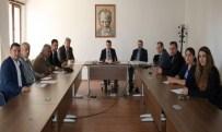 ALI ADA - Pasinler Yetim Öksüz Ve İhtiyaçlı Komisyonu Mart Ayı Toplantısını Yaptı