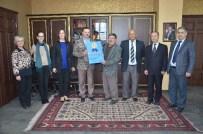 HASAN ERGENE - Sosev'den Başkan Ergene'ye Ziyaret
