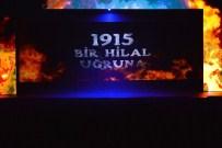 TAHIR BEKIROĞLU - '1915 Bir Hilal Uğruna' Gösterimini 3 Bin Kişi İzledi
