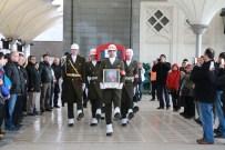 TAHIR BEKIROĞLU - Atatürk'ün Naaşını Son Gören Asker Son Yolculuğuna Uğurlandı