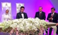 ARZUHAN DOĞAN YALÇıNDAĞ - Erdoğan Ve Davutoğlu Nikah Şahidi Oldu