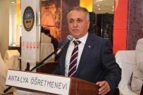 ABDURRAHMAN YILMAZ - Koneskop Başkanı Kolpak Yeniden Başkan