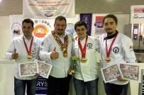 DAVUTLAR - ADÜ'nün Genç Aşçıları 5 Altın Madalya Kazandı