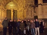 UNESCO - Aziziye Kaymakamlığı Proje Ofisi Fransa'dan Döndü