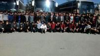 EBRULİ - Beyşehirli Gençler 'Anadolu Kandilleri' Kampına Katıldı