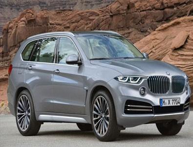 BMW'den yeni bomba: BMW X7