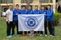 İBRAHİM GÜNDÜZ - İstanbul Aydın Üniversitesi'nden Çifte Şampiyonluk