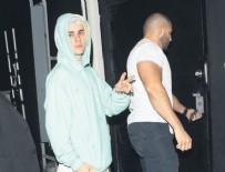JUSTİN BİEBER - Justin Bieber saçlarını boyattı