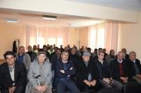 FERHAT SINANOĞLU - Kale İlçesinde Bilgilendirme Toplantısı Yapıldı