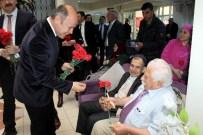 YAŞAM EVLERİ - Samsun'daki Huzurevlerinde 209 Yaşlı Var