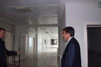 BILAL DOĞAN - SGK İl Müdürü Bilal Doğan Yeni Hizmet Binasında İncelemelerde Bulundu