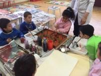 EBRU SANATı - Tatvan Anaokulu'ndan Etkinlik