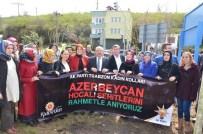 Trabzon'da Hocalı Katliamı Ve Şehitler Anısına Hatıra Ormanı Oluşturuldu