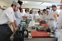 İNGİLİZCE EĞİTİM - Genç aşçılar sektöre kazandırılıyor
