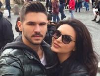 ALMEDA ABAZİ - Tolgahan Sayışman-Almeda Abazi çifti ayrıldı