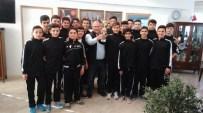 Burhaniyeli Şampiyonlar Manisa'ya Gitti