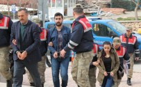 YAZıKONAK - Elazığ'daki Terör Operasyonunda 3 Şüpheli Adliyeye Sevk Edildi