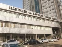 HSYK - HSYK Başkanvekili belli oldu